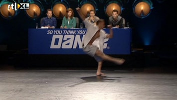 So You Think You Can Dance - Danny Imponeert