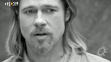 RTL Boulevard Veel parodieën op reclame Brad Pitt Chanel No.5