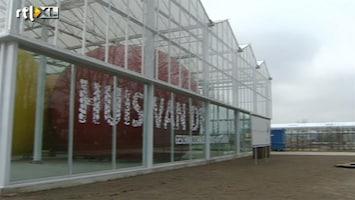 RTL Nieuws Floriade in Venlo krijgt steeds meer vorm