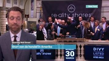 Rtl Z Opening Wall Street - Afl. 62