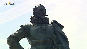 RTL Nieuws Kritische noot bij standbeeld Hoorn