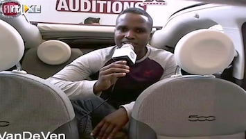 X Factor Fiat 500 Backseat Auditions: Guillaume