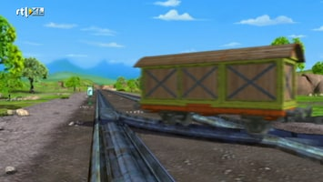 Chuggington Medaille Race Koko's lading