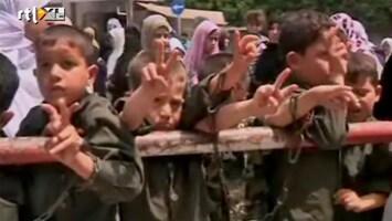RTL Nieuws Palestijnse gevangenen eisen betere behandeling