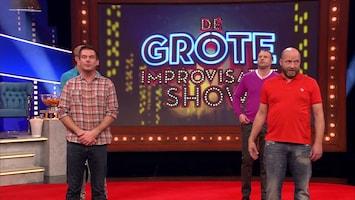 De Grote Improvisatieshow - Afl. 3