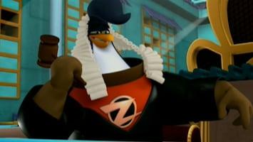 3-2-1 Pinguins - Haantjesgedrag