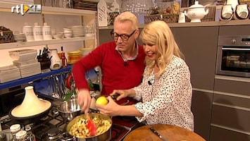 Carlo & Irene: Life 4 You Anne-Marie en Rudolph in de keuken