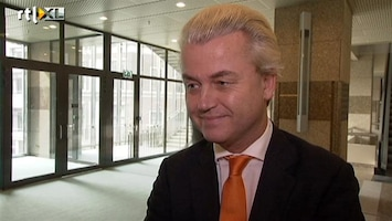 RTL Nieuws Wilders: Niks mis met mijn bezoek aan Marine Le Pen