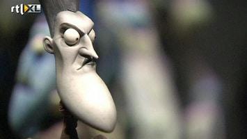 RTL Nieuws Kunstwerken Tim Burton in Parijs