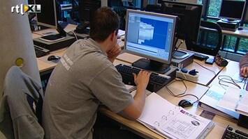 RTL Nieuws Aantal leerwerkplekken schrikbarend afgenomen