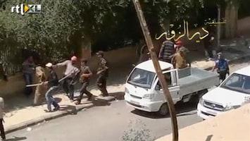 RTL Nieuws Turkije haalt hard uit naar Syrië