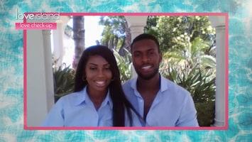 Love Check-up: Nina en Paulo weten nog niet of relatie standhoudt na Love Island