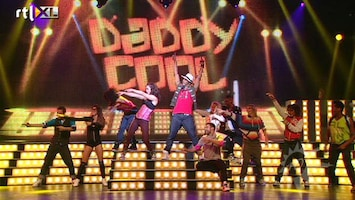 RTL Boulevard Musical Daddy Cool in premiere