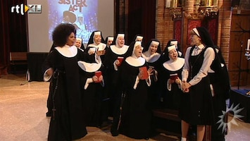 RTL Boulevard Sister Act bijna in premiere!