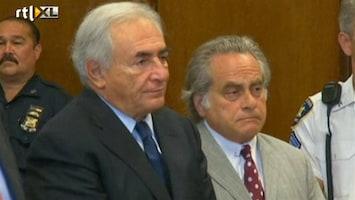 RTL Nieuws Strauss-Kahn: 'ik ben niet schuldig'