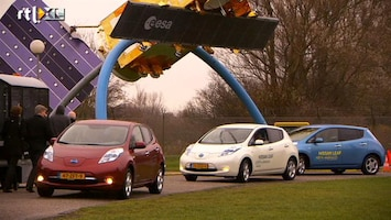 Rtl Autowereld - Nissan Leaf The Earth