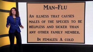 Bestaat de mannengriep?