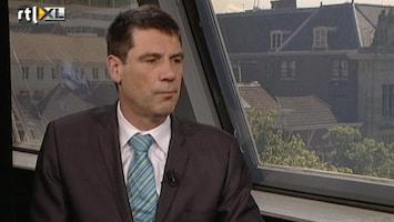 RTL Nieuws Teulings (CPB) over euro: doormodderen kan niet meer