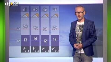 RTL Weer Buienradar Update 26 augustus 2013 16:00 uur