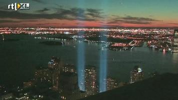 RTL Nieuws De Twin Towers zijn even terug