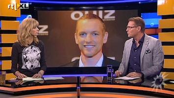 RTL Boulevard Barry Atsma heeft last van stalker