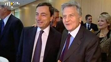 RTL Z Nieuws Italiaan Draghi nieuwe voorzitter ECB: het verhaal