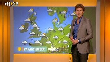 RTL Nieuws Vakantieweer: erg warm rond Middellandse Zee