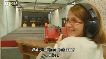 RTL Nieuws Schietles voor kinderen