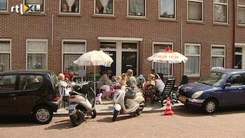 RTL Nieuws Ouders Donnie vieren vonnis op straat