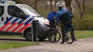 RTL Nieuws Politie blijft scholen Leiden bewaken