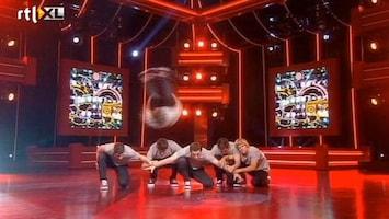 Beat The Best Optreden Team Shmetta