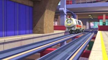 Chuggington Voorpagina Jimmy