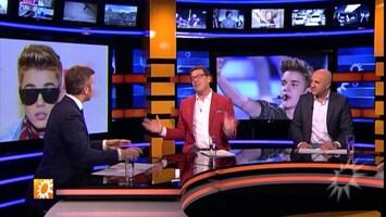 Vandaag in 2013: Justin Bieber gespot in Amsterdam