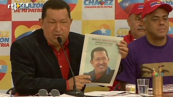 RTL Nieuws President Chavez 'genezen van kanker'