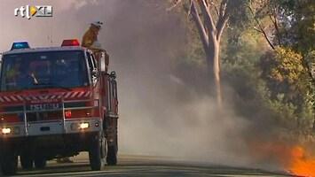 RTL Nieuws Hoogste alarmfase in Australië om bosbranden