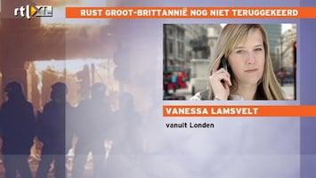 RTL Nieuws 'Engelsen nog erg op hun hoede'