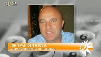 RTL Boulevard Keith Bakker blijft vastzitten