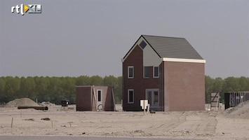 RTL Nieuws 'Meerwerk nieuwbouw veel te duur'