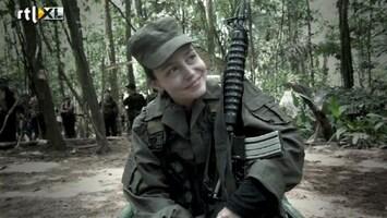 RTL Nieuws Tanja Nijmeijer vertegenwoordigt FARC in Oslo