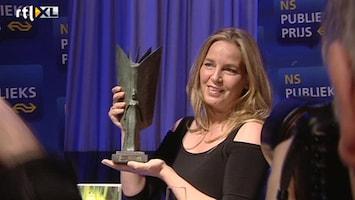 RTL Nieuws Verhoef wint NS Publieksprijs