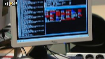 RTL Nieuws Computervirus maakt bestanden onleesbaar