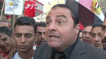 RTL Nieuws 'Ziet Morsi niet dat het hele land kookt?'