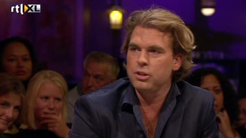 RTL Late Night Rutger als Robin Hood