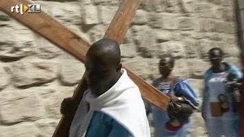 RTL Nieuws Kruisiging Jezus over hele wereld herdacht