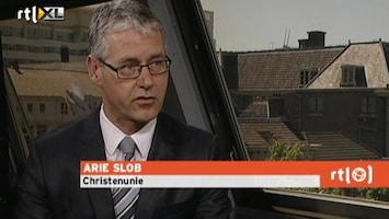 RTL Nieuws Slob: 'Niets doen was geen optie'