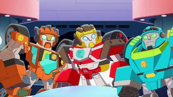Transformers Rescue Bots Academy Afl. 35