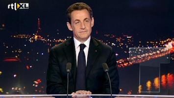RTL Nieuws Inhaalrace Sarkozy bij verkiezingen begint