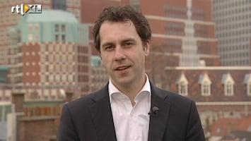 RTL Nieuws Van Dam: 'Terug naar het optimisme'