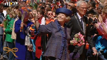 RTL Boulevard Troonswisselingsjournaal dinsdag 26 maart