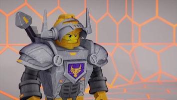 LEGO Nexo Knights Het gouden kasteel